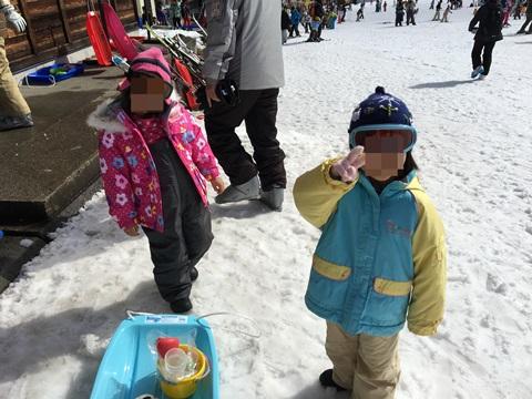 かたしなスキー場レンタルウエアの画像