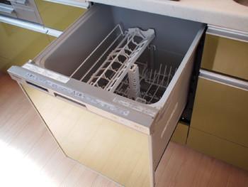 パナソニック制食洗機
