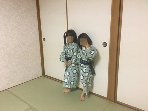 子ども用浴衣