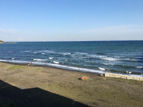 館山国民休暇村部屋からの眺め