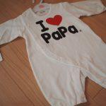 I LOVE PaPaのお洋服画像