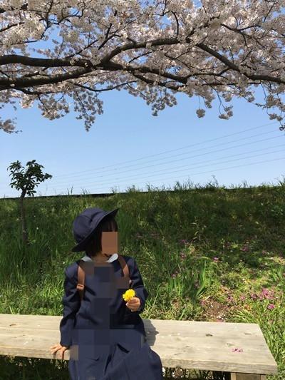 幼稚園制服前撮り