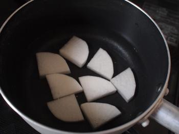 大根ペーストレシピ