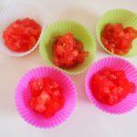 トマトのフリージング方法