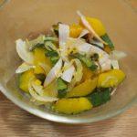 かぼっこり(かぼちゃ)サラダレシピ