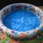1歳児用プール