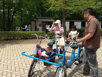 6人乗り自転車