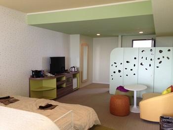 三井ガーデンホテル、部屋のの画像