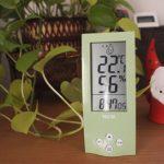 デジタル温室度計