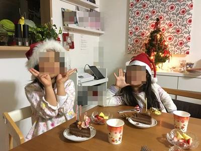 たこ焼きクリスマスパーティー