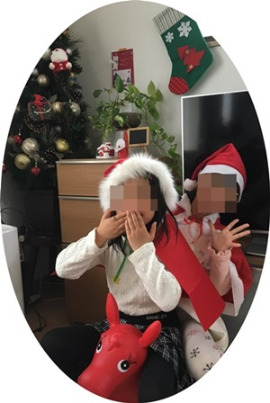 クリスマスパーティ