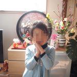 5歳のひな祭り