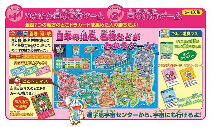 日本旅行ゲーム、かんたん日本旅行ゲーム