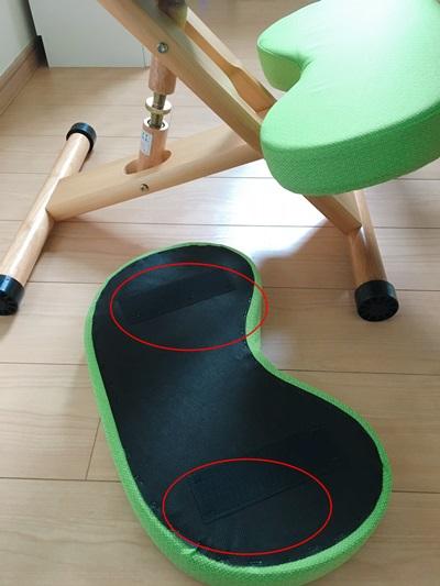 姿勢が良くなる椅子の画像