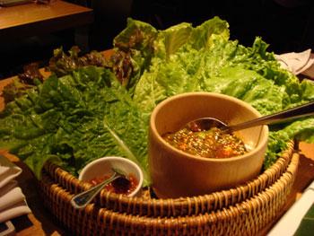 韓国美人食 菜花 ~CHEFA~