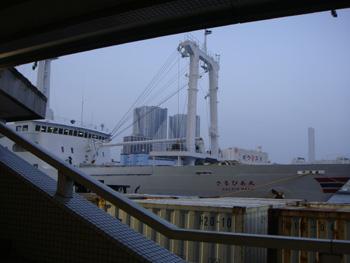 東京湾納涼船 外観