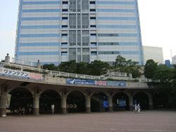 東京/竹芝客船ターミナル
