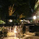 ビアテラス夜景
