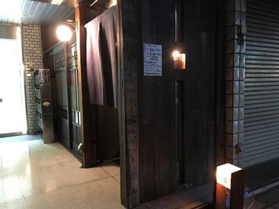 新宿のろばた翔にて炉端焼き