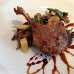 フランスシャラン産鴨モモ肉のコンフィ