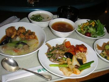 中国料理バイキング 孫悟空