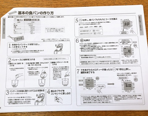 ZOJIRUSHI の「パンくらぶ」(