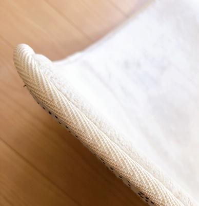 厚さ約18㎜の低反発ウレタン