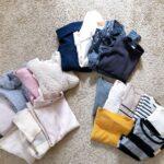 トレーナー&セーターの断捨離