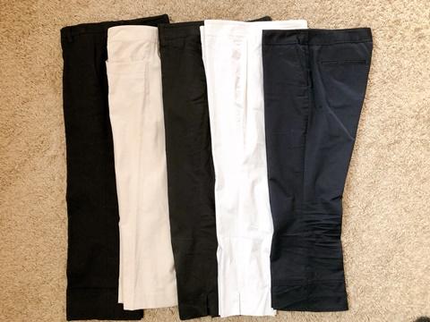 7分丈のパンツの断捨離