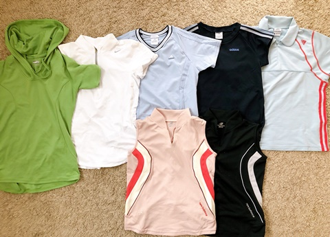 Tシャツの断捨離