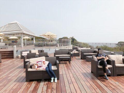 江の島シーキャンドル(展望台)