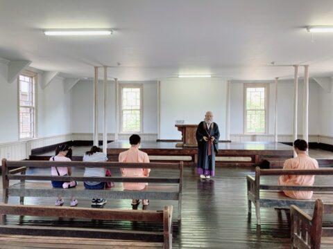 教誨堂及び食堂