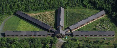 舎所および中央見張所(重要文化財)