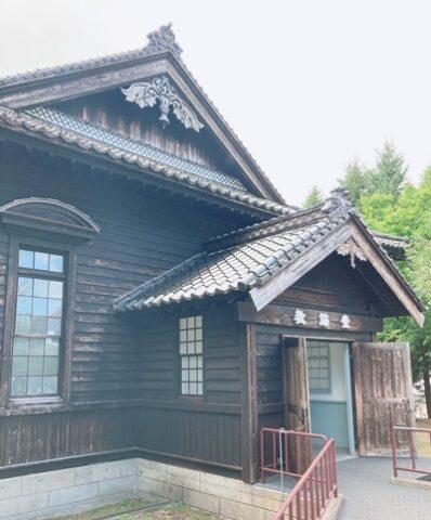 教誨堂(重要文化財)