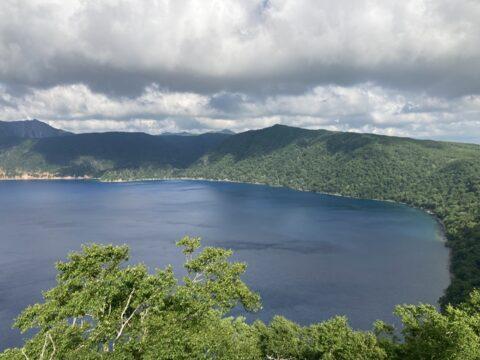 摩周湖(第一展望台)